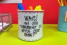 Teaching Ideas / by Ashley Webster