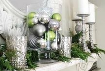 Happy Holidays / I love decorating / by Kelly Voelkel