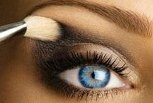 All About the Eyes / I love Makeup! / by Kelly Voelkel
