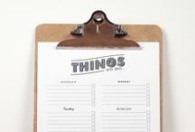 Organization  / by Crissy Torres-fowler