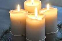 Candles / by Terri Kreger