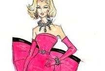 Fashion Illustrations / Beautiful drawings of beautiful garments / by Kelly Voelkel