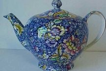 Tea Time - Pots: Classic / by Isye Whiting