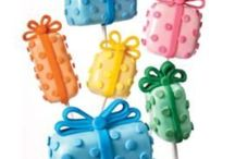 Cake Pops / by Isye Whiting