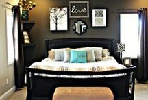 The Boudoir / Sleep in style and comfort / by Kelly Voelkel
