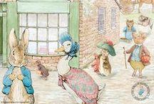 Art - Beatrix Potter / by Isye Whiting