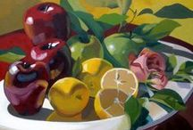 Art - Fruits / by Isye Whiting