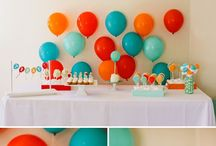 Diego's 1st Birthday party! / Here comes the sun, Diego is turning ONE! / by Guayaba Kitchen
