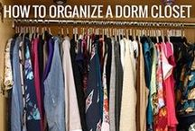 DIY for University Students & Cute Dorm Ideas / Pinterest at its finest.  / by Acadia Students' Union