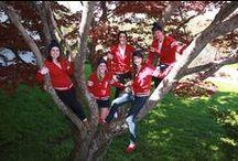ASU Executive 2013-2014 / The Executive Board / by Acadia Students' Union