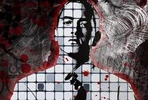 Eminem- Greatest Artist EVER!!!! / by Ellen Mitchell