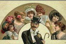 Vintage Affiches en Vrac / by LauChans Art