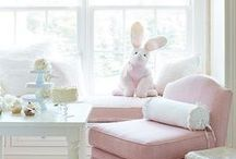 Children's Rooms & Nurseries / Children's Bedrooms ~ Nurseries ~ Playrooms / by *~* Isabella *~*
