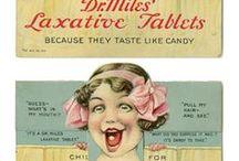 Vintage Ads Pharmacie/Santé / by LauChans Art