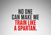 Train Like a Spartan / Train Like a Spartan... Train as if your life depended on it... / by 300Hundred