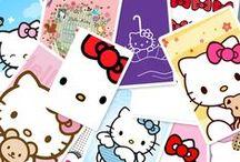 Hello Kitty / by Makika Delgado