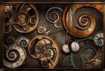 Steampunk and others Fabulous Peculiar Styles / by Paula Villalon