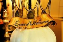 FALLing for HALLOWEEN / Bootiful & Spooktacular - All through Autumn, Thanksgiving and Halloween... Enjoy! / by Daryle Massen