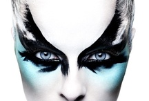 Avant Garde Make-UP / Art for your Face, Colorful Make-up Eyes Lips and Faces...Bling it On... / by Taylor Hansen