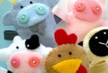 Finger Puppets / by Andrea Mccoleman