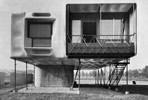 MID CENTURY ARCHITECTURE / by Jacques