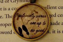 Harry potter / by Jade Richards