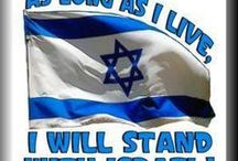 Israel / Jews and  the Just! ..ישראל / by Ben Michaud