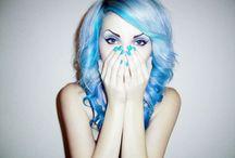 Dyed hair / by Lyndsie Aldridge