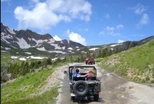 Attractions in Colorado / A collection of Colorado attractions and experiences. / by Visit Colorado