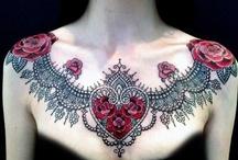 Tattoos/ Body Art / by Lindsey Márton