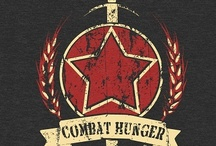 Combat Hunger / by Charity52