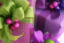 It's a Wrap! / Beautiful wrapping ideas / by Judie Pouliot