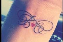 Tattoos / by Melissa Adams