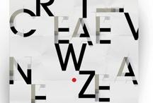 Typography / by Alice Szymankiewicz