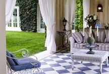 Outdoor Decorating & Living / Ideas for the Yard, Porch, Patio, Garage, Entry, & Garden areas. Basically anything that goes outside to enhance our home/yard.  / by Christy Grimes