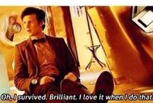 Fictional Friends / Doctor Who, Harry Potter and other awesome stuff. Hunger Games, Percy Jackson, Lord of the Rings, Narnia, Eragon, Les Miserables / by I