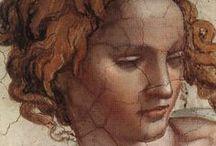 Michelangelo / by татьяна криницына