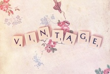 ~ Vintage´s ~ / by Magical Love
