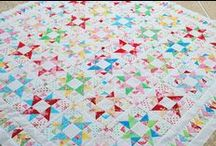 White and Bright / by Honey, Bunny, and Doll Quilt Designs
