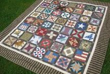 Our Finished Projects  / by Honey, Bunny, and Doll Quilt Designs