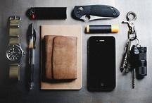 Every Day Stuff / Men's Clothing, Motorbikes, Urban living, Gadgets & Ideas / by Tito Trueba