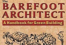 Barefoot Architecture /  It was founded in 1987 by Rose and Johan Van Lengen, author of the grassroots construction manual 'The Barefoot Architect'. This book has gained popularity worldwide through its advocation and detailed instruction on appropriate technology and natural building techniques for builders, architects and students. The bio-architecture school was established to provide a place in which students can share and learn these techniques hands-on. / by Bambang Murwono H