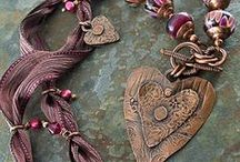 Jewelry - Necklaces, Pendants and Beads! / by Debbie Fabbro