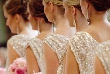 Wedding - Bridesmaids / Bridesmaids Gowns  / by Lady Rein