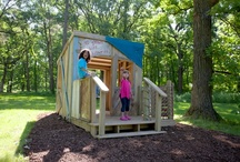 Tree House Tales / Come explore Tree House Tales at The Morton #Arboretum, where you'll enter a magical village of 6 whimsical #tree house structures. Learn about the vital roles trees play in our lives in a way that engages the imagination. Make believe and dream up new chapters in trees' ever-changing stories. / by Morton Arboretum