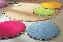 Crochet Alfombras/Rugs / by Gato Chirolio !