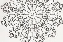 Patrones Crochet 1/ Crochet Patterns1 / by Gato Chirolio !