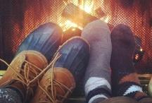 Cozy Cabin Retreat / by Alex Bailey