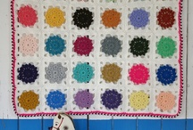 Crochet Mantas 1/Blankets 1 / by Gato Chirolio !