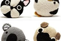 Crochet Bebes-Niños 1/Baby-Kids 1 / by Gato Chirolio !